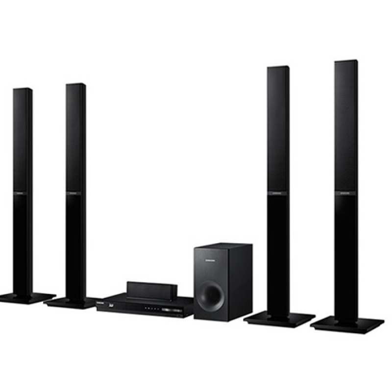 SAMSUNG BLU RAY HOMETHEATRE H4550