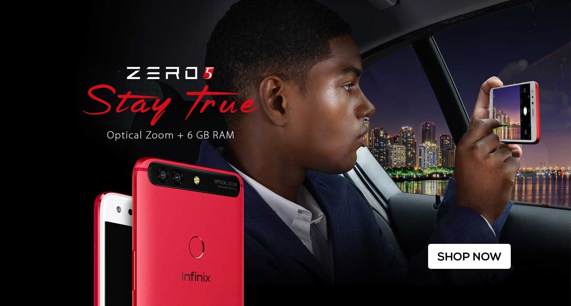 Infinix Zero 5 – Specs and Best Price in Nigeria