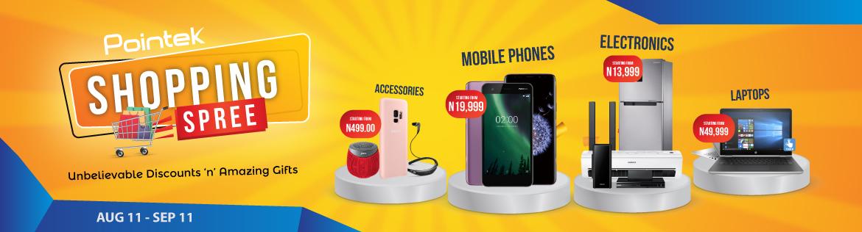 Buy Tecno Phones in Nigeria | Tecno Phones with Fingerprint