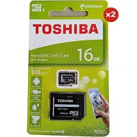 Toshiba Memory Card 16GB