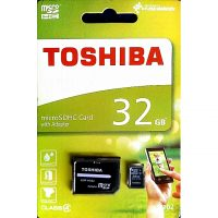Toshiba Memory Card 32GB