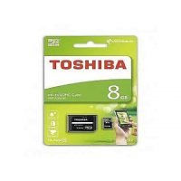 Toshiba Memory Card 8GB