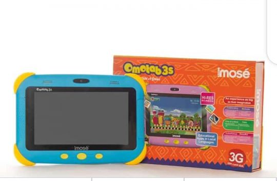 Omotab 3s Educational Tablet