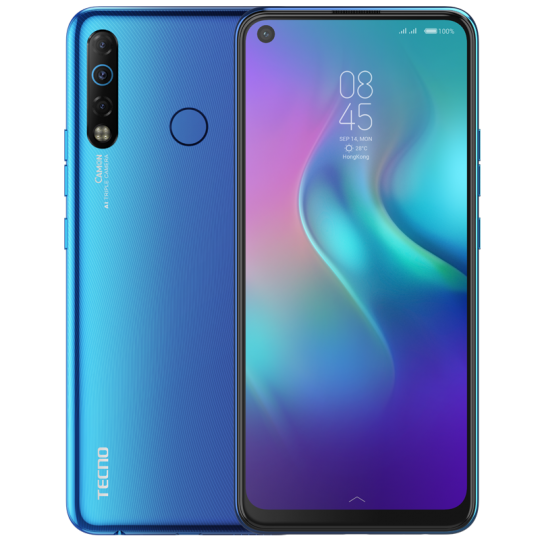 Tecno Camon 12 Air CC6